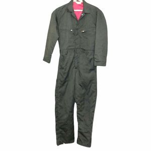 Vintage Big Yank Work-Mates Lined Coveralls
